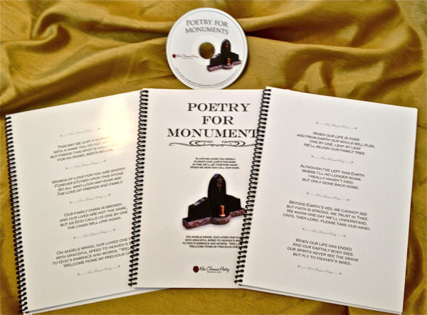 poetry for monuments book picture
